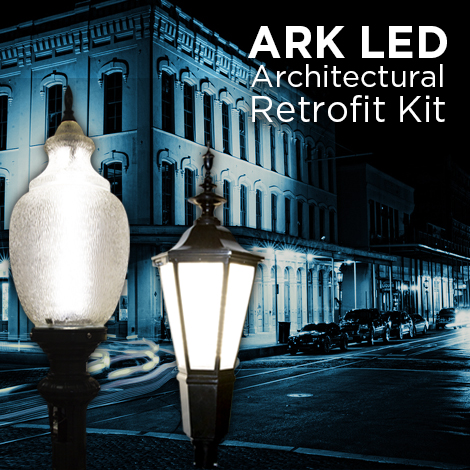 ARK LED, Architectural Retrofit Kit, LED Outdoor Retrofit