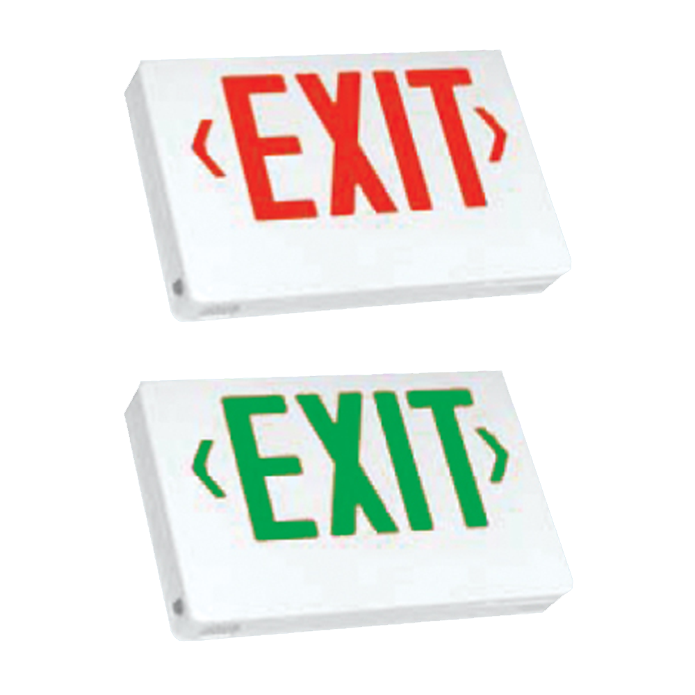 LED Emergency Exit Light EMX002 XtraLight Manufacturing, Ltd.