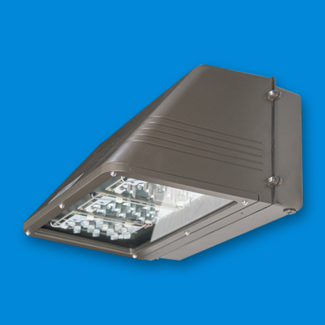 Led wall pack xtralight led lighting solutions fcw large led lighting fixture for wall mount led outside led exterior led aloadofball Images