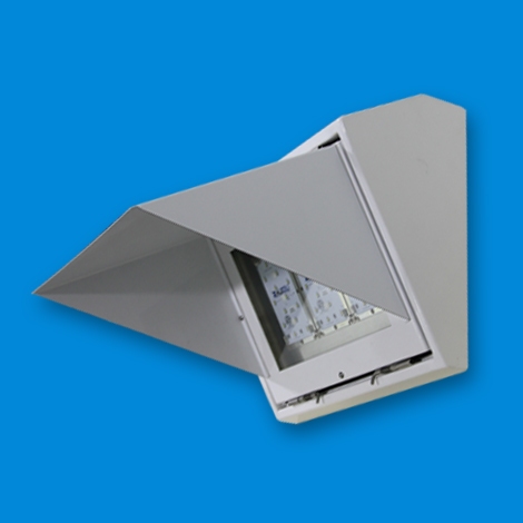 OWP LED 75, LED lighting fixture for wall mount, industrial LED