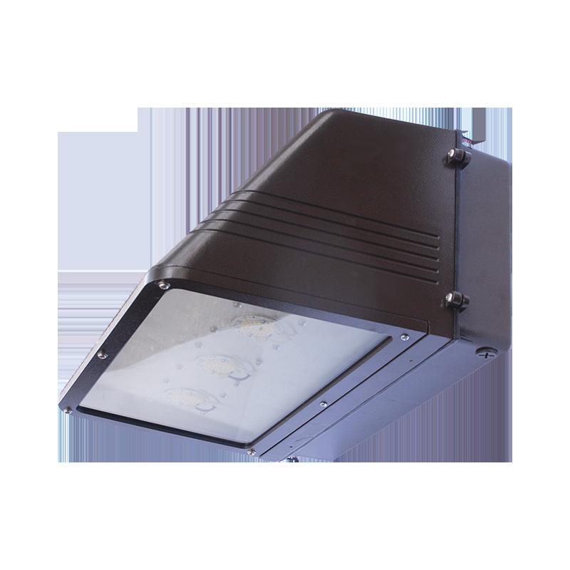 Large Full Cutoff LED Wallpack XtraLight LED Lighting Solutions