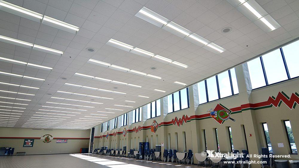 High School Cafeteria