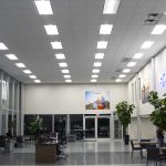 Auto Dealership Lobby