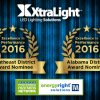XtraLight, TVA, Awards