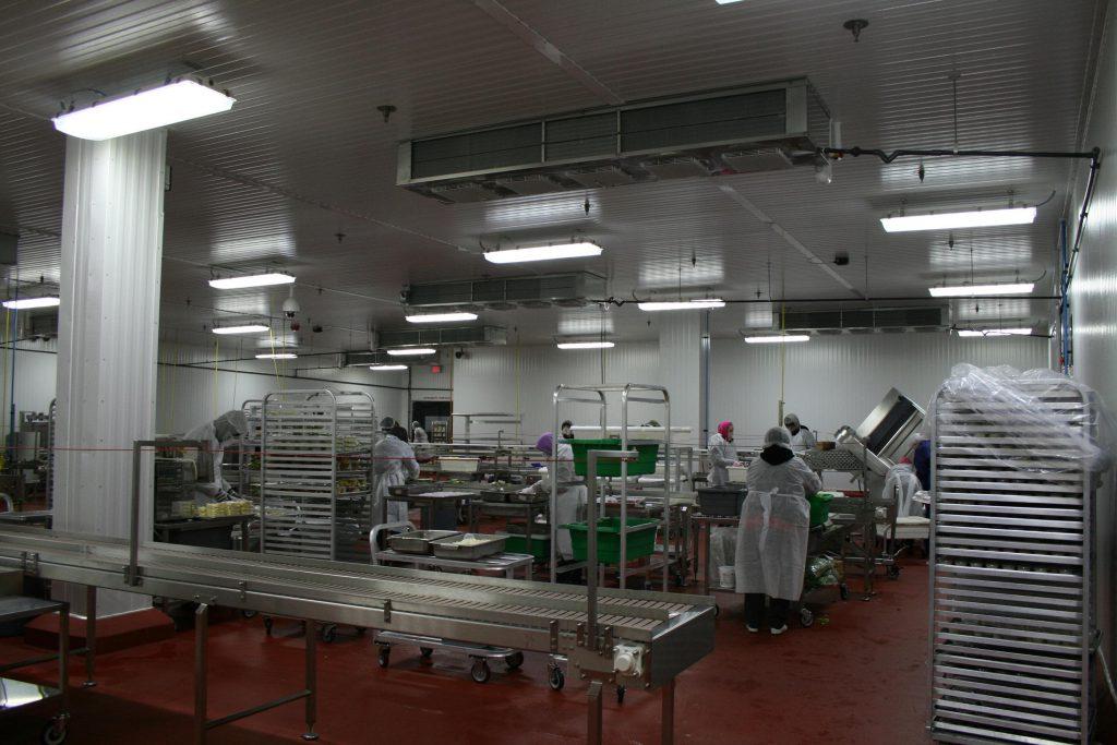 Food Processing Lighting Fixtures Xtralight Led