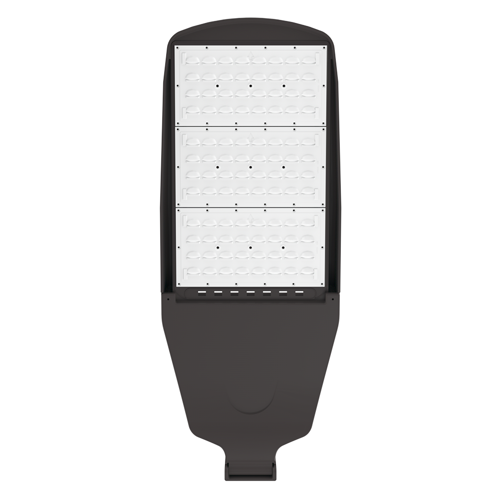 Viento Large Area & Site Roadway LED Bottom View XtraLight Manufacturing, LTD.