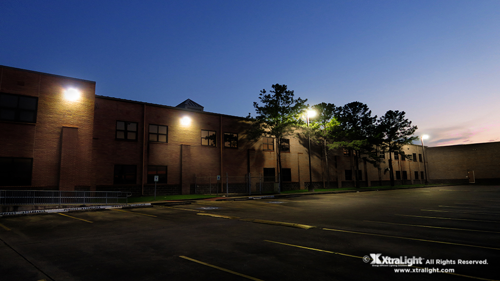 Viento Wall Pack Led Xtralight Led Lighting Solutions