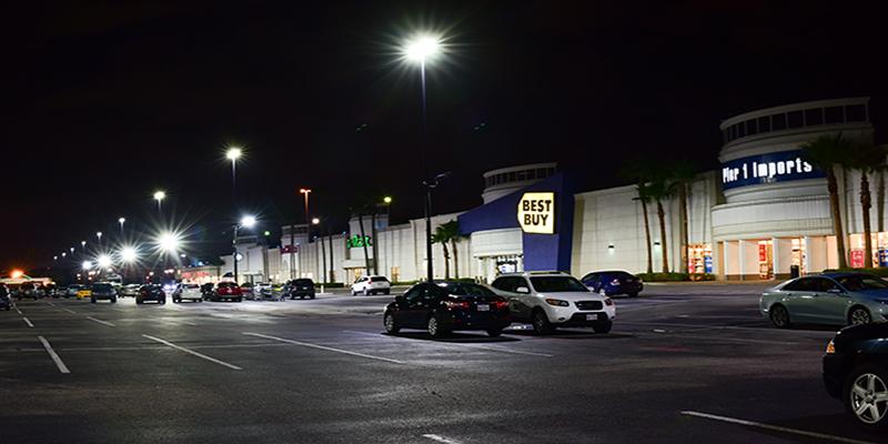 Parking Lot Lights Xtralight Led Lighting Solutions