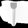 Slim Architectural LED Strip Round Lens