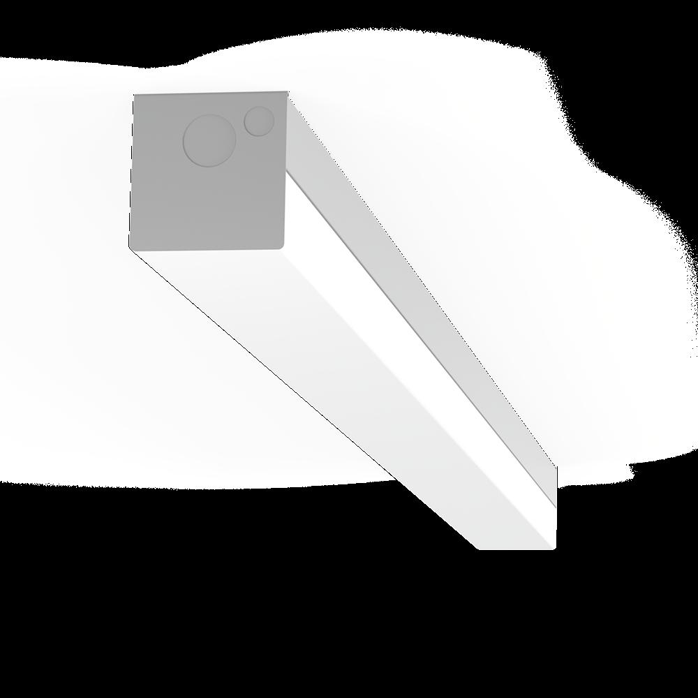 Slim Architectural Strip LED (SAS) Square Lens