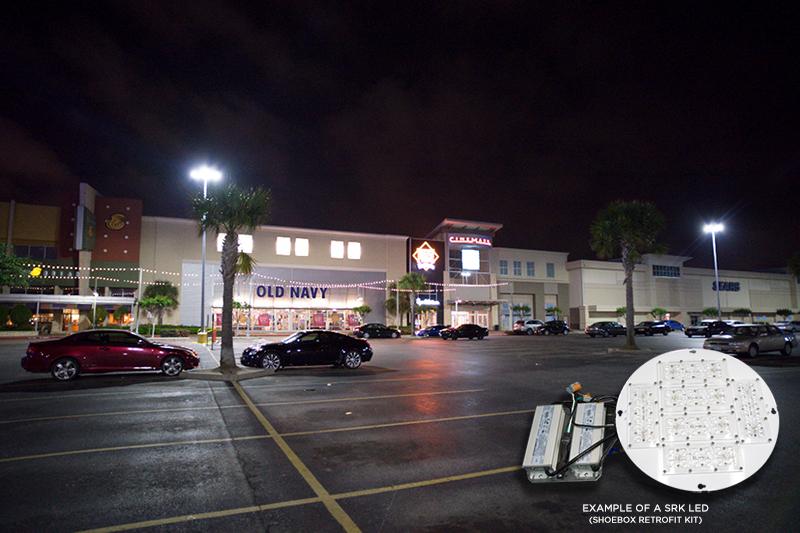 Parking Lot Led Lights Xtralight