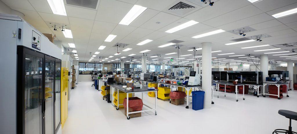 XtraLight LED Lighting Controls Office