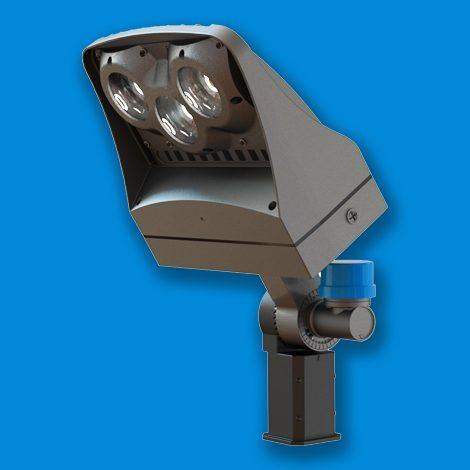 XtraLight Viento Flood Small With Adjustable Slip Fitter