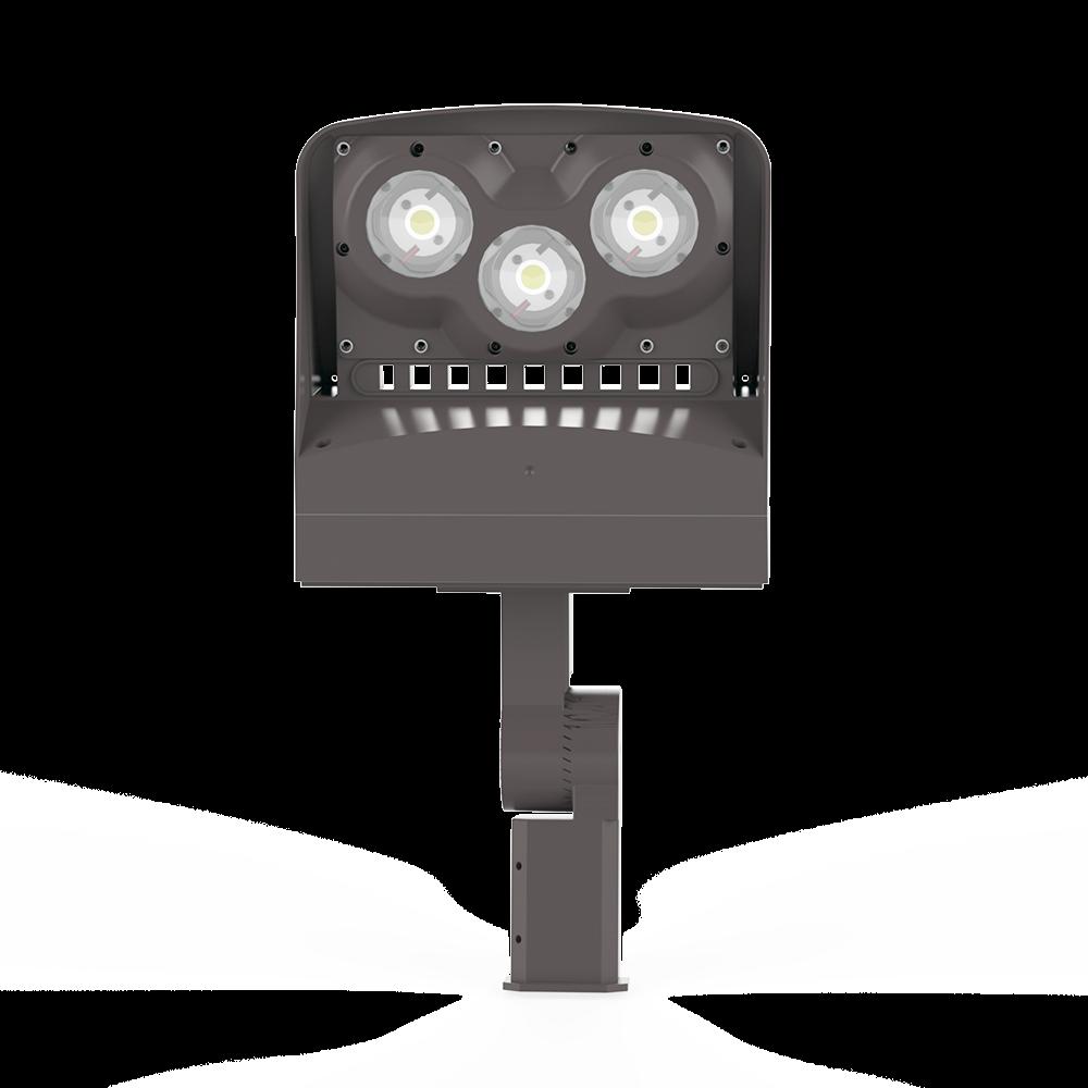 Viento Flood Light Small LED Front XtraLight Manufacturing, LTD.