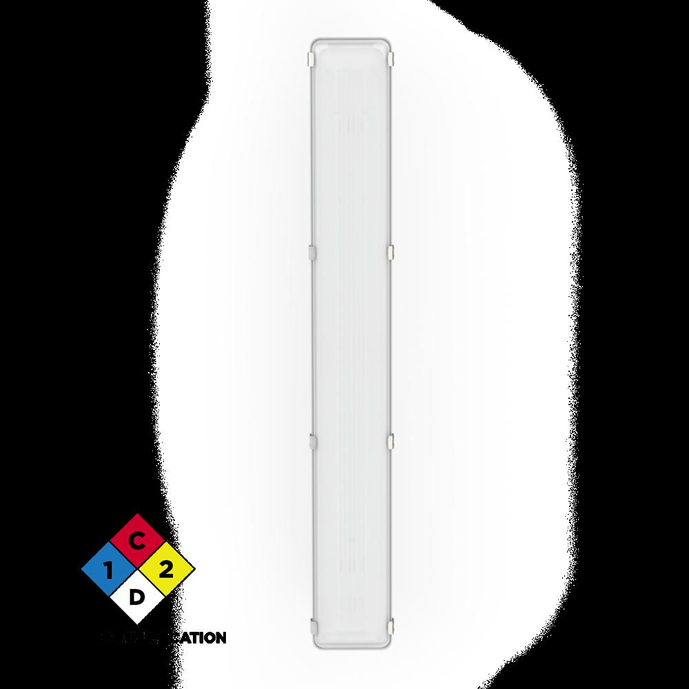 Vapor Tight Linear Hazardous Location LED