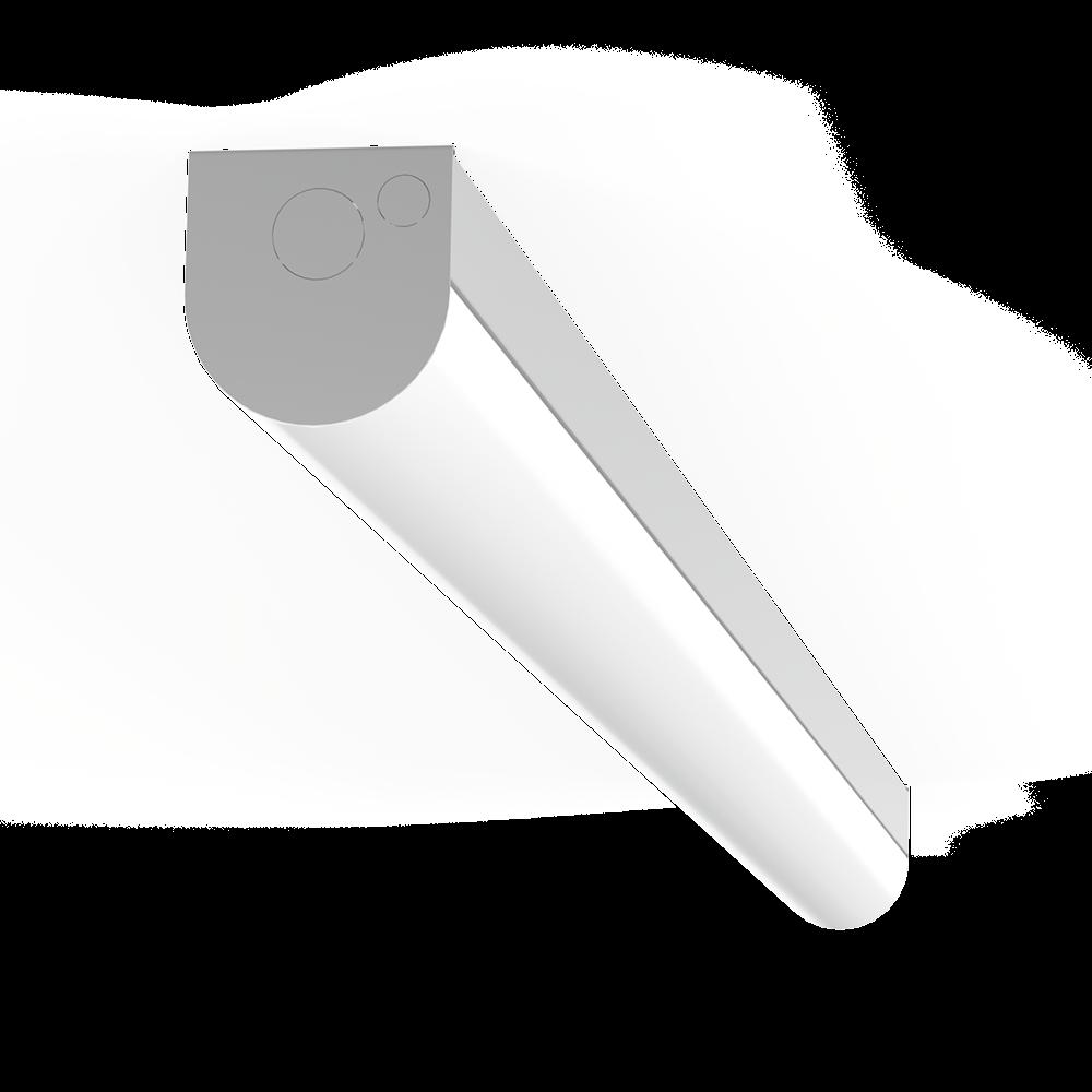 Slim Architectural Strip Linear LED Round Lens