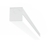 Slim Profile Strip LED Square Lens