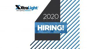 XtraLight We are hiring